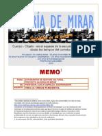 ALEGRÍA DE MIRAR MEMO 2 de junio de 2010