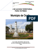 Plan Accion Territorial Victimas