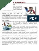 Los Virus y Antivirus Informáticos