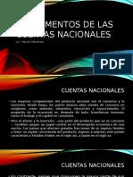 3 Fundamentos de Las Cuentas Nacionales