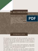 EL ALCOHOLISMO Presentación