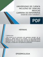 Hernias SRY