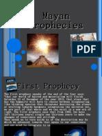 Mayan Prophecies