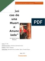 Trabajo Practo - Cronicas de una muerte anunciada - Final.docx