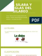 Exposicion de Silabeo