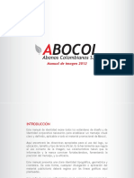 Abocol Manual de Marca
