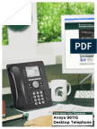 9611G Ip Telephone Guide May 2012