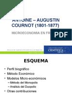La Microeconomia de Cournot y Dupuit en Francia