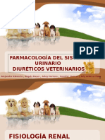 Diureticos Veterinarios
