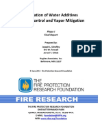 EvaluationWaterAdditives for Fire Control and Vapour Mitigation.pdf