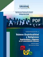 UF14 Valores 2016