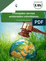 Principales Normas Ambientales