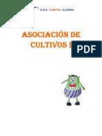 Asociación de Cultivos.