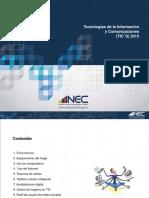 Presentacion TIC 2015