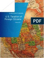 Us Taxation of Foreign Citizens 2015