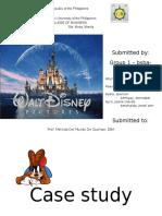Case Study Written Report