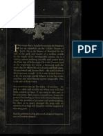Warhammer 40k - Rule Book 6th Edition