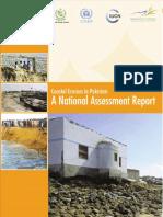 Coastal Erosion in Pakistan