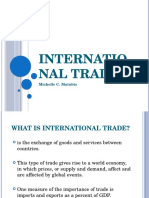 Report on International Trade.pptx