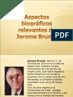 Aspectos Biográficos de Jerome Bruner