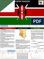 Country Analysis Kenya