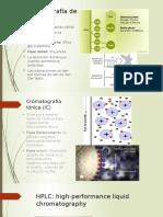 Técnicas cromatográficas