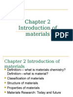Chapter 2 Introduction to Materials