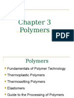 Chapter 3 Polymer