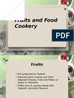 Fruits and Food Cookery.ppt