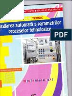 Reglarea Automata a Parametrilor Proceselor Tehnologice Opt