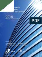 Manual Tècnico Bàsico, 2010