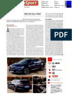 "NOVO RENAULT TALISMAN SPORT TOURER 1.6 dCi 160 NO ""AUTOSPORT"""