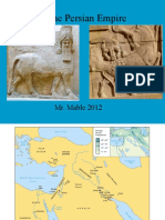 Persian Empire PPT