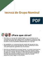 LFC37 Anex-O3 Técnica de grupo nominal
