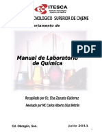 Manual de Lab de Quimica