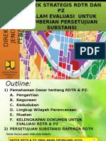 RDTR dan PZ