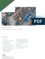 The Last Mile Report