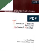 Tamansourt Territoire Intelligent Aux Portes de Marrakech