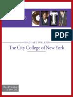 2013 2015 Graduate Bulletin