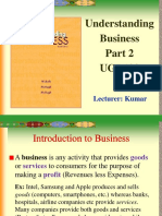 Lesson 01-Understanding Business