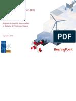 Observatoire de l'éolien 2016 - FEE