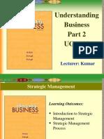 Lesson 04-Strategic Management