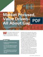 Market Focused