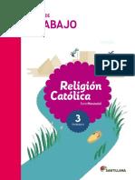 Religion 3º. Ampliacion