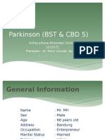 Parkinson (BST & CBD 5)