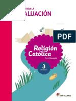 Religion 3º