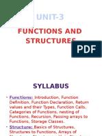 Unit 3 Functions