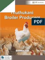Business Plan Broiler Production Bulawayo