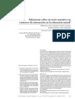 Dialnet-Inferencias Sobre Un Texto Narrativo en La Educación Inicial