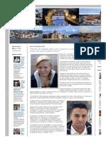 Europa Hoy_ Finlandia_ Un Refugiado Afgano Viola y Quema Viva a Una Menor Finlandesa Porque Esta Quería Romper La Relación